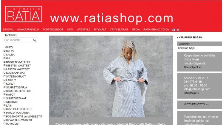 RatiaShop
