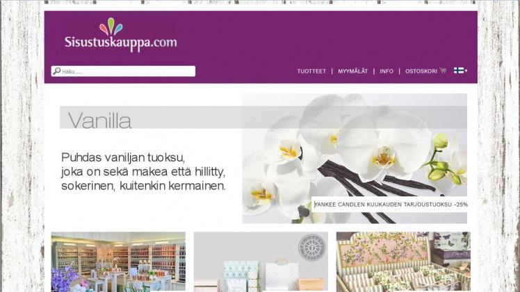 Sisustuskauppa.com