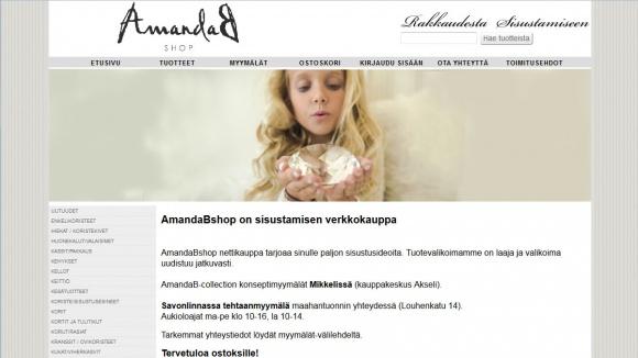 AmandaB Shop