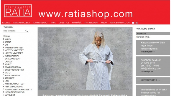 RatiaShop