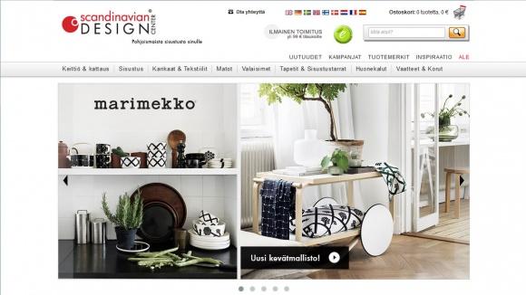 scandinavian design center kokemuksia ja alennuksia